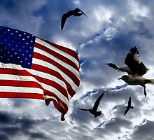 God Bless America by Jose O. Mediavilla