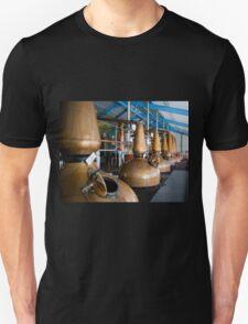 Whisky distillery stills T-Shirt
