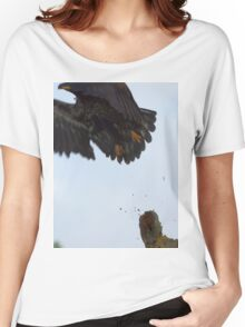 Eagle Lift Off Women's Relaxed Fit T-Shirt