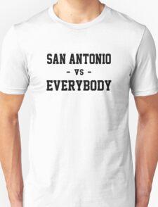 San Antonio vs Everybody T-Shirt