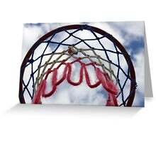 Eternity Ring Greeting Card