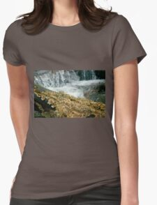Fungus Falls Womens Fitted T-Shirt