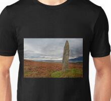 Standing stone and field Unisex T-Shirt