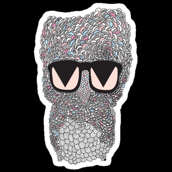 Funky Owl by Kolory