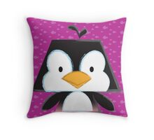 Mimalitos - Penguin Throw Pillow