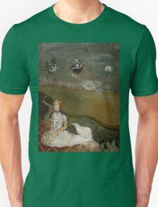 Kitten Girl Unisex T-Shirt