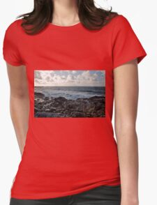Islay coast Womens Fitted T-Shirt