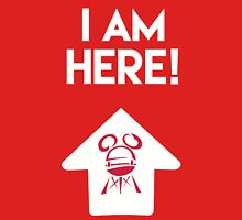 I Am Here Collection - Hollywood Studios Unisex T-Shirt
