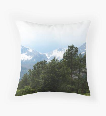 ~Rocky Mountain High, Colorado~ Throw Pillow