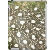 Life is short, it can come and go like a feather in the wind iPad Case/Skin