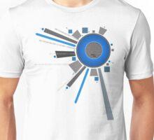 Digital Lens BLU Unisex T-Shirt
