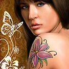 butterfly by Jeff Chapman