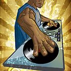 DJ by Jeff Chapman