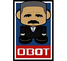 Eric Holder Politico'bot Toy Robot 2.0 Photographic Print