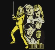 Kill Bill by Vivienne da Silva