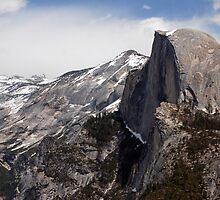 View from Glacier Point by rrushton