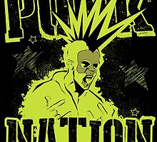 Punk Nation by MRPSYCHO