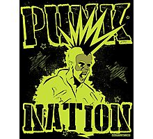 Punk Nation Photographic Print