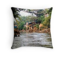 The river of life Throw Pillow