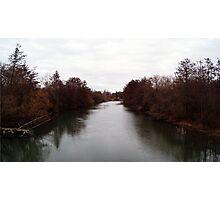Trenton River Photographic Print