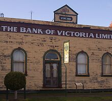 Toora Bank of Victoria Building by Leanne Nelson