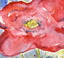 Poppy I by Caroline  Lembke