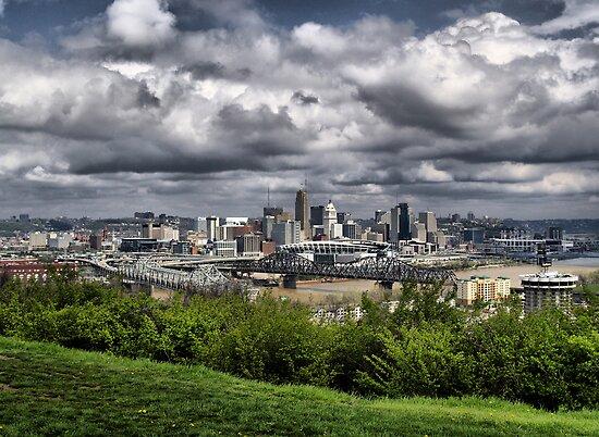 Cincinnati by Daniel Justes