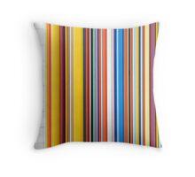 Moretti Curtains # 1 Throw Pillow