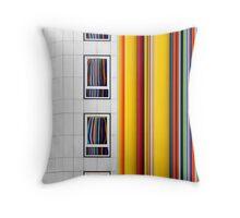 Moretti Curtains # 2 Throw Pillow