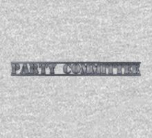 Party Committee Kids Tee