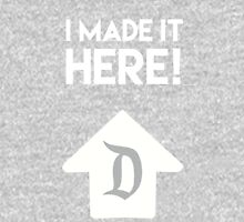 I Am Here Collection - I Made It Here Disneyland Unisex T-Shirt