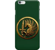French Foreign Legion Para Badge iPhone Case/Skin