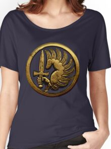 French Foreign Legion Para Badge Women's Relaxed Fit T-Shirt