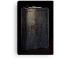 Old Bible Canvas Print