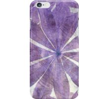Purple Stars iPhone Case/Skin