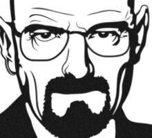 Walter White - Heisenberg - Blue Meth Edition Sticker