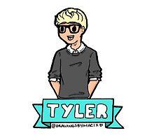 Tyler Oakley by Drawingsbymaci