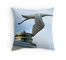Hispano Suiza Throw Pillow