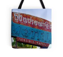 Motel Downtowner - Flagstaff - AZ Tote Bag