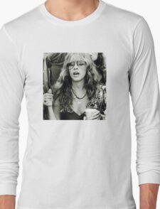 Stevie Nicks Long Sleeve T-Shirt