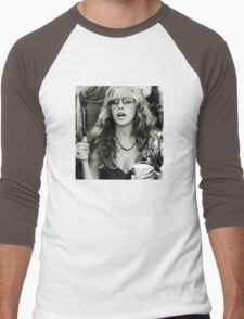 Stevie Nicks Men's Baseball ¾ T-Shirt