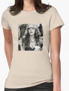 Stevie Nicks Womens Fitted T-Shirt