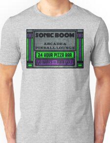 Sonic Boom Arcade Unisex T-Shirt