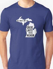 Prefer Michigan Unisex T-Shirt