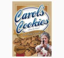 Famous Carol's Cookies Kids Clothes