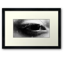 Gateway to the Mind. Framed Print
