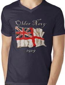 Older Navy; 1509 Mens V-Neck T-Shirt