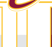 Cleveland Cavaliers ALL IN Playoff shirt and more Sticker