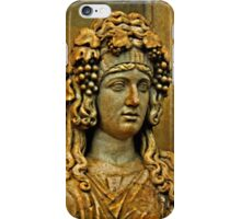 Personification of Autumn iPhone Case/Skin
