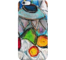 Pottery & Fruit (after Cezanne) iPhone Case/Skin